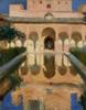 Art Prints of Hall of the Ambassadors Alhambra Granada by Joaquin Sorolla y Bastida