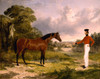 Art Prints of A Soldier with an Officers Charge by John Frederick Herring