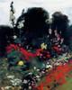 Art Prints of Corner of the Garden by John Singer Sargent