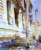 Art Prints of Doorway of a Venetian Palace by John Singer Sargent