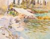 Art Prints of Lake Garda by John Singer Sargent