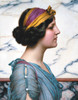 Art Prints of Megilla by John William Godward
