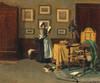 Art Prints of Inquisitive by Louis Charles Moeller