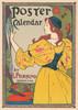 Art Prints of Poster Calendar by L. Prang and Co. (43206L) by Louis Rhead