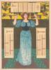 Art Prints of Poster Calendar, 1897, July, August, September (43208L) by Louis Rhead