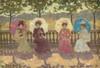 Art Prints of In the Park Paris by Maurice Prendergast