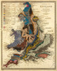 Art Prints of Geological Map of England and Wales, 1843 (0890012) by Murchison