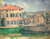 Art Prints of House in Aix by Paul Cezanne