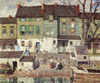 Art Prints of On the Canal, New Hope by Robert Spencer
