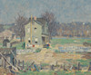 Art Prints of Pat's House by Robert Spencer
