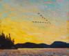 Art Prints of Round Lake, Mud Bay by Tom Thomson