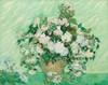 Art Prints of Roses, 1890 by Vincent Van Gogh