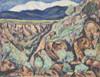 Landscape No. 11, New Mexico by Marsden Hartley | Fine Art Print