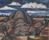 New Mexico by Marsden Hartley | Fine Art Print