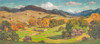 California Landscape by William Wendt