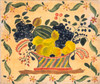 Art Prints of Basket of Fruit by 19th Century American Artist