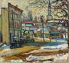 Art Prints of Bridgeport by Abraham Manievich