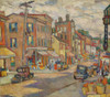 Art Prints of Newburgh, 1934 by Abraham Manievich