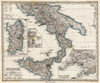 Art Prints of Southern Italy, 1875 (2449033) by Adolf Stieler