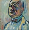 Art Prints of Self Portrait by Alexej Von Jawlensky
