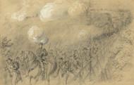 Art Prints of N.Y. 14th Heavy Artillery (21181L) by Alfred Waud