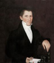 Art Prints of William Henry DeWitt by Ammi Phillips
