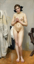 Art Prints of Nude by Anders Zorn
