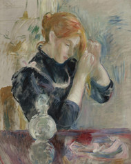 Art Prints of Before the Bath by Berthe Morisot