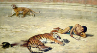Art Prints of A Roman Holiday by Briton Riviere