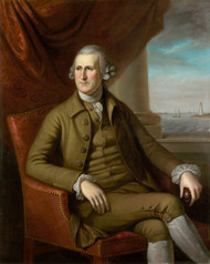 Art Prints of Portrait of Thomas Willing by Charles Willson Peale