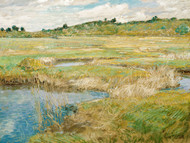 Art Prints of The Concord Meadow by Childe Hassam