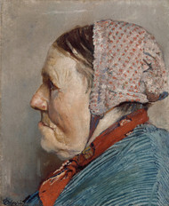 Art Prints of Ane Gaihede by Christian Krohg