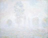 Art Prints of Morning Haze by Claude Monet