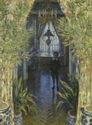Art Prints of A Corner of the Apartment by Claude Monet
