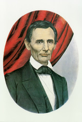 Art Prints of Abraham Lincoln by Currier & Ives