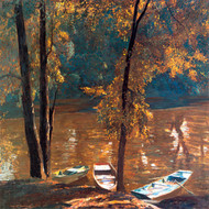 Art Prints of Bayou by Daniel Garber