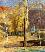 Art Prints of Burning Leaves by Daniel Garber