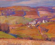 Art Prints of Down in Pennsylvania by Daniel Garber