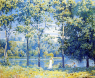 Art Prints of June by Daniel Garber
