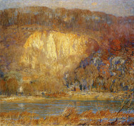 Art Prints of Quarry at Byram by Daniel Garber
