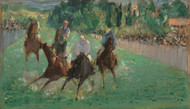 Art Prints of At the Races by Edouard Manet