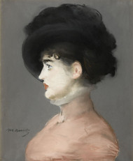 Art Prints of Irma Brunner by Edouard Manet