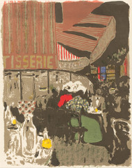 Art Prints of The Bakery by Edouard Vuillard