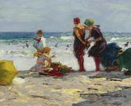 Art Prints of The Bathers by Edward Henry Potthast