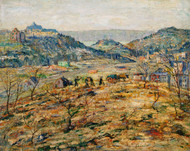 Art Prints of City Suburbs by Ernest Lawson