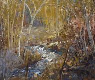Art Prints of Autumn Stream by Fremont Ellis