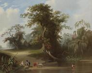 Art Prints of Landscape, Rural Scene by George Caleb Bingham