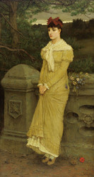 Art Prints of Autumn by George Henry Boughton