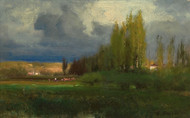 Art Prints of Landscape Study by George Inness