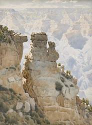 Art Prints of Grand Canyon III by Gunnar Widforss